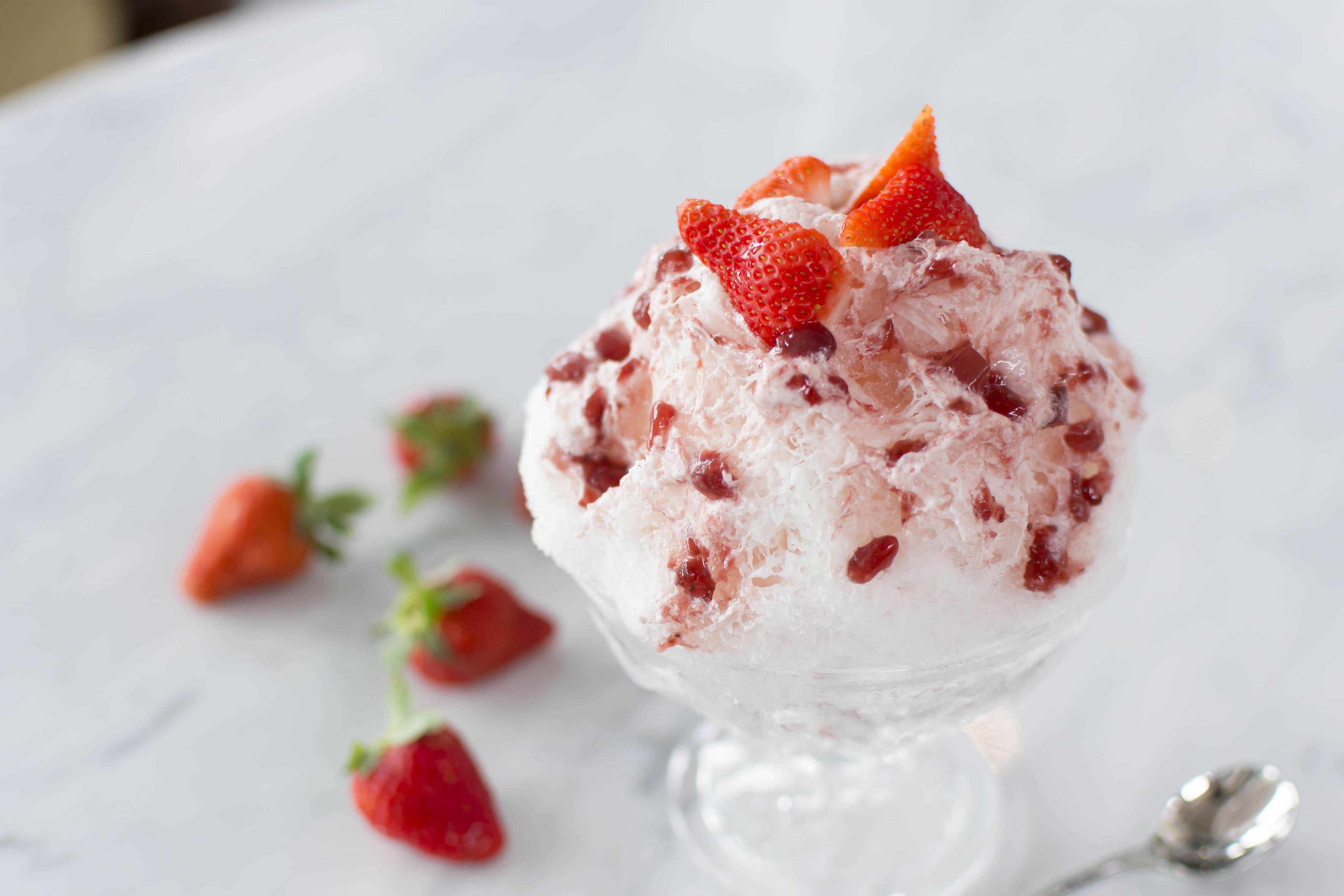 いちごミルク/ Strawberry milk[喫茶&バーNEO]