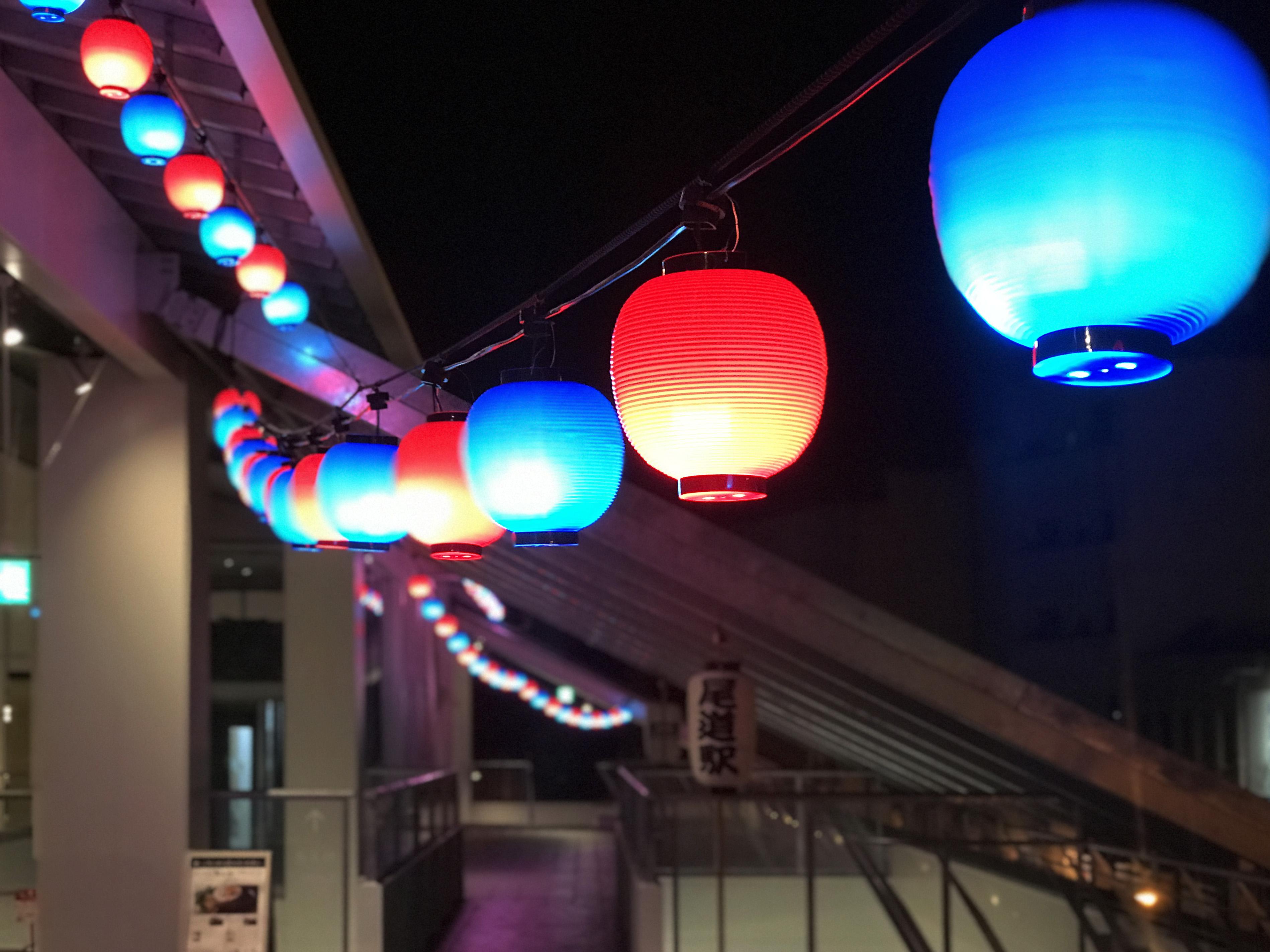 駅祭 -エキサイ- 会場は尾道水道の夜景を望む開放的なデッキ