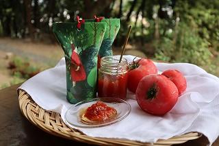 尾道のLOG(ログ)が果物とはひと味違ったおいしさを楽しむ  尾道産トマトを使った「とまとジンジャージャム」を開発