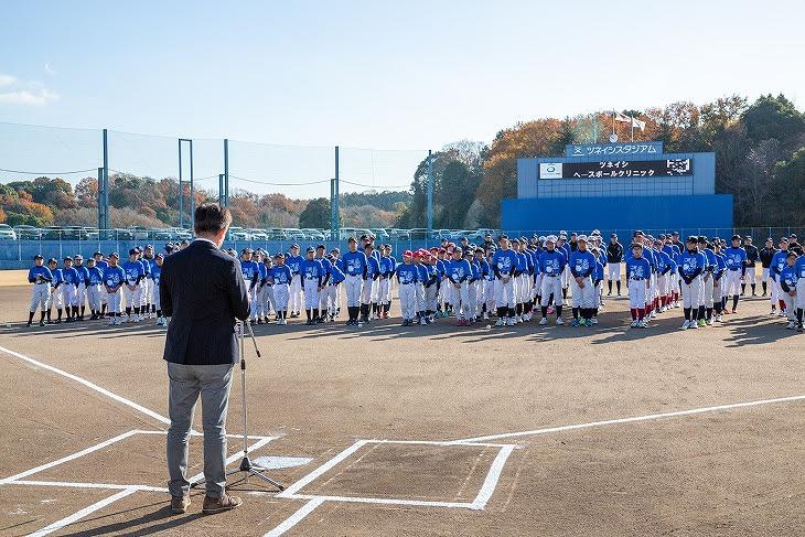 小学校4年生から中学校3年生165人が参加