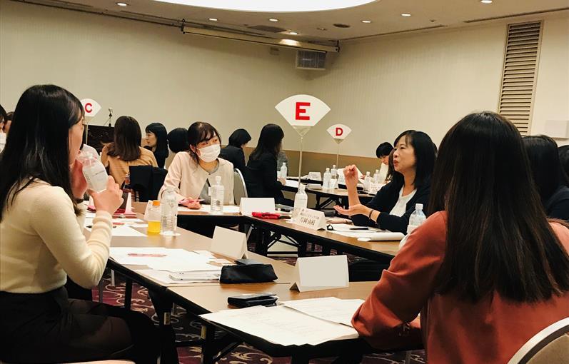 神原ロジスティクス 全国女性通関士会議に参加