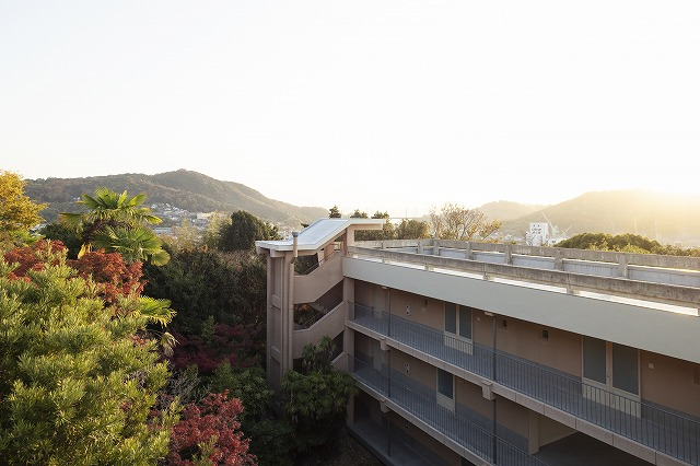 尾道山の手の築55年のアパートをリノベーション