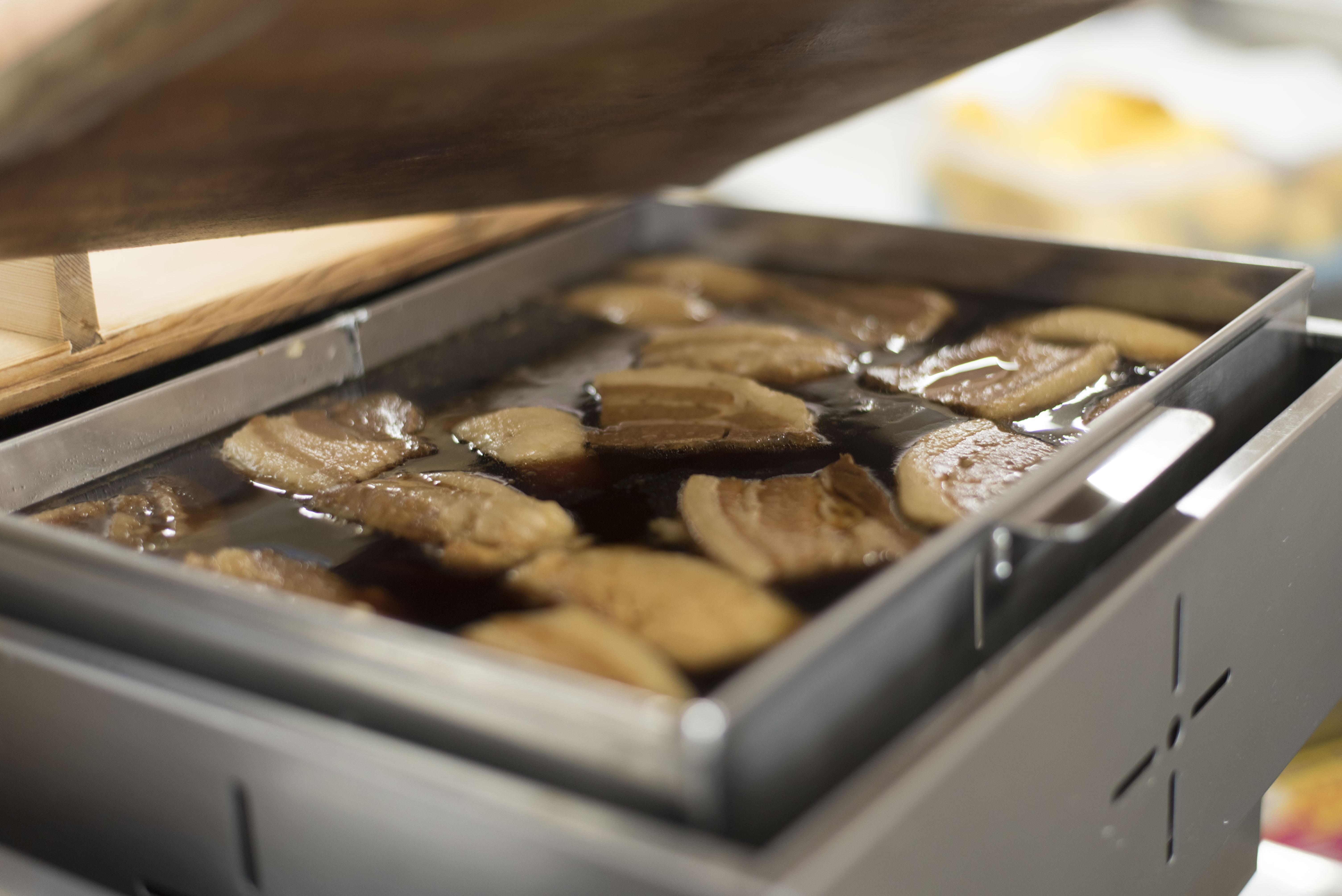 ミチ名物 「豚の角煮」