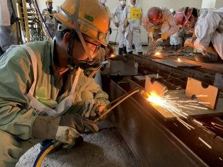 常石集団(舟山)造船 第10回技能オリンピックを開催 ~技術と品質の向上を追求し続ける~