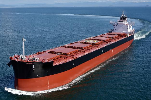 """常石造船 運航データのオープンプラットフォーム""""IoS-OP""""にて実運航データを収集 ~船型開発にデータを活用、CO₂排出量削減へ~"""