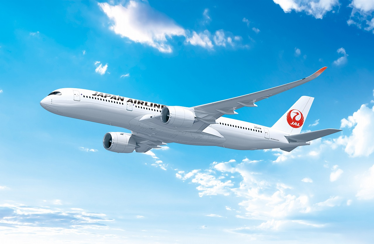 最上級の日本の空の旅を提供し続けるJAL